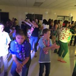Mother/Son Dance CECA School Yucaipa