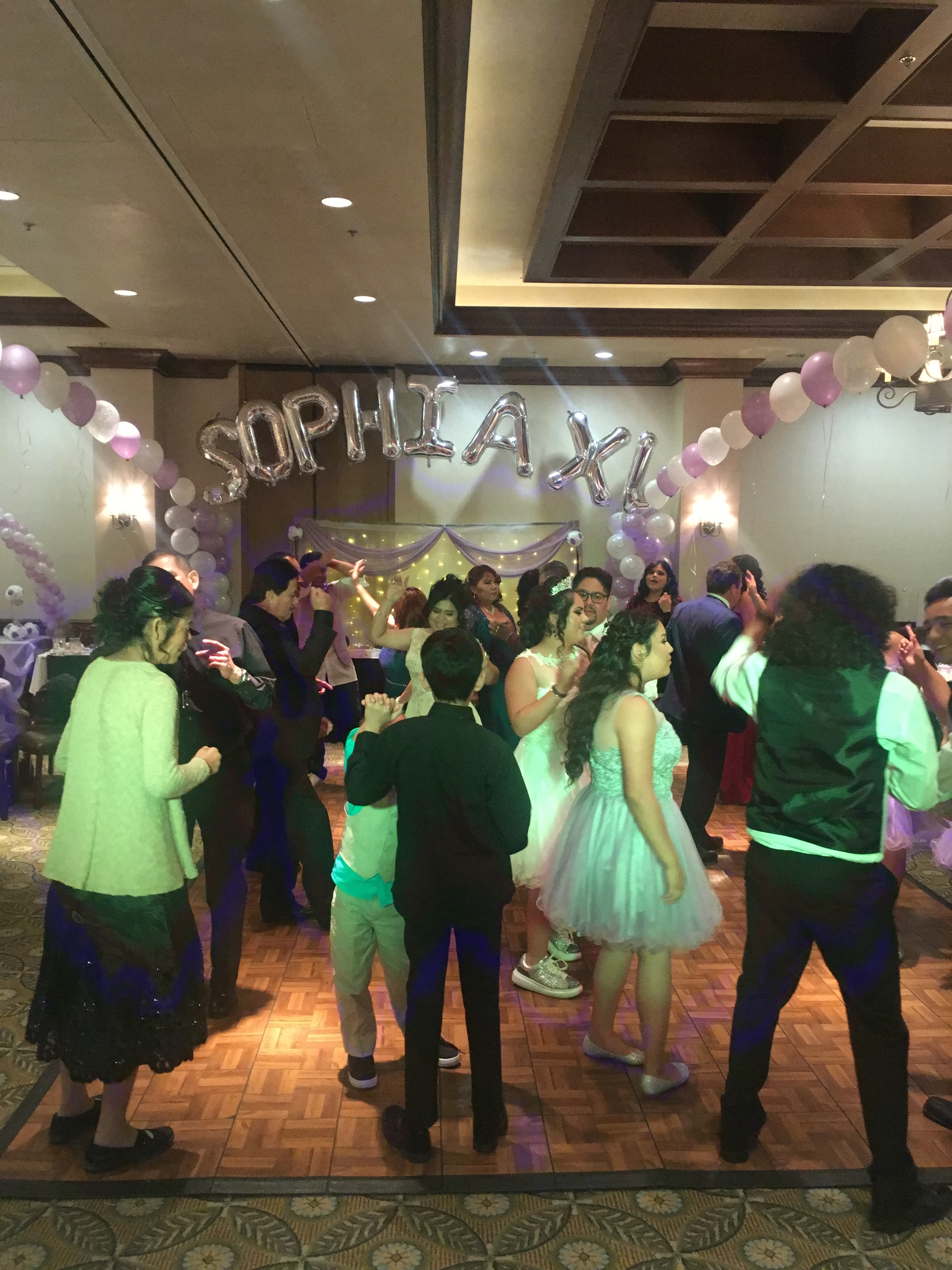 Last dance!