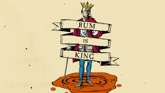 The Origins of Rum, and its Place in History
