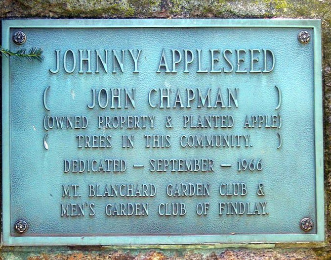 Johnny Appleseed. The Simple Man that Became Legendary