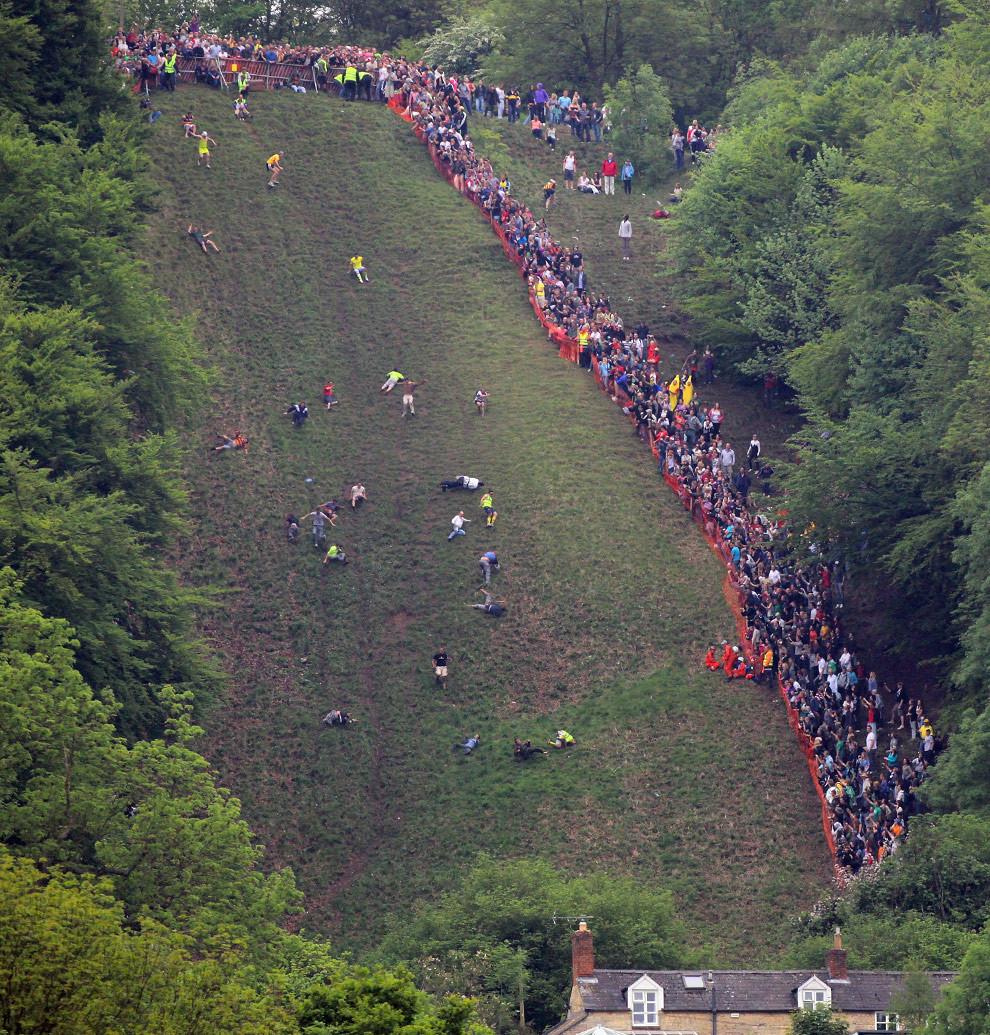Cooper's Hill, picture from Boston.com
