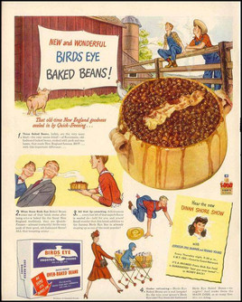 Clarence Birdseye and a Brief History of Frozen Food