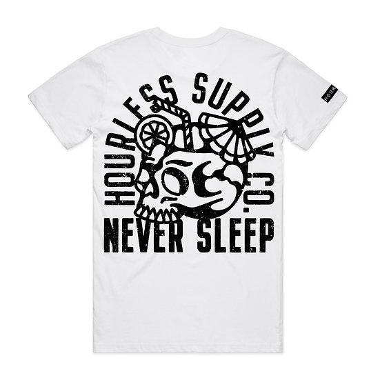 NEVER SLEEP Classic Tee
