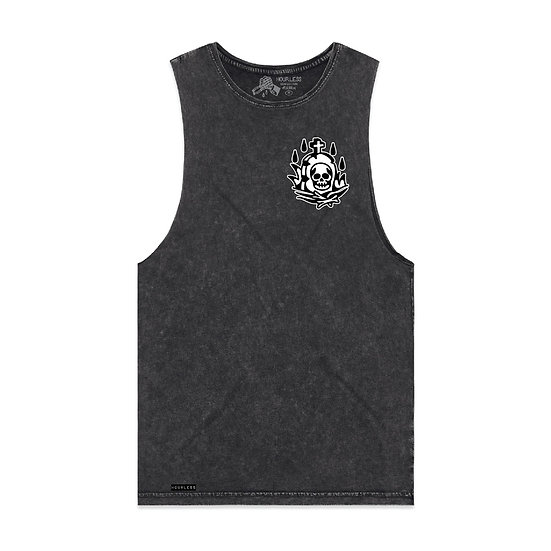 EARLY GRAVE Sleeveless Tee
