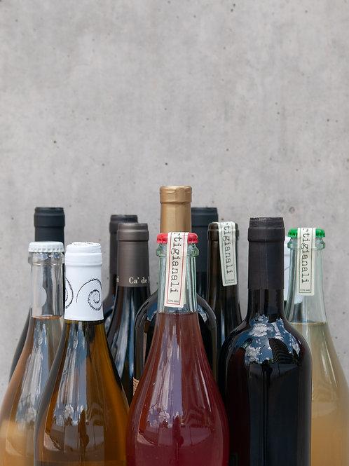 12er Naturwein-Box