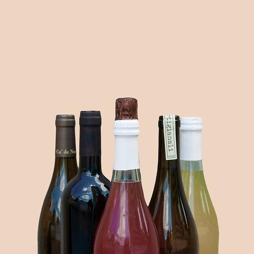 6er Überraschungs Naturwein-Box SPECIALE
