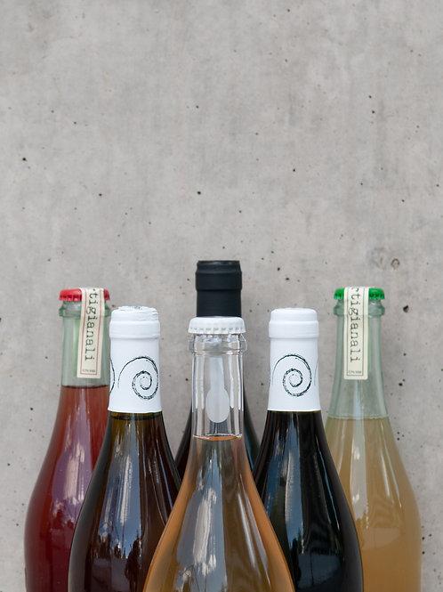 6er Naturwein-Box