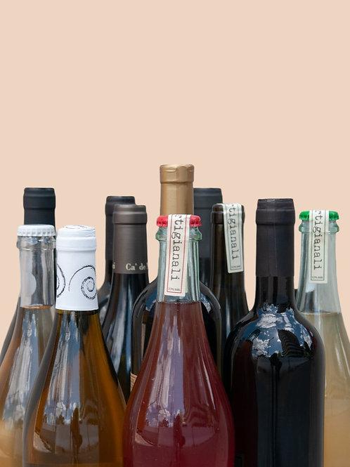 12er Überraschungs Naturwein-Box