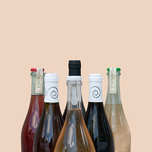 6er Überraschungs Naturwein-Box