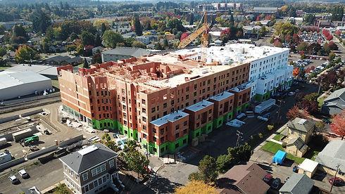 Washington Yards Mixed Use Project