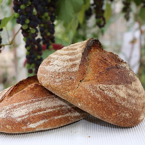 SATURDAY - WHOLEMEAL WITH SPELT & RYE
