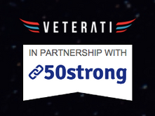 50strong + Veterati.  Your Employment Tribe is Critical.