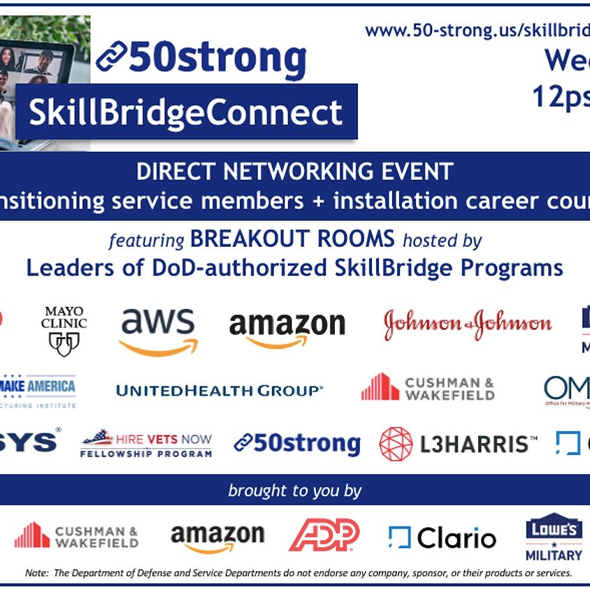 SkillBridge MeetUp 12/15/21