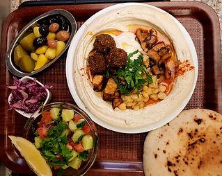 Hummus Sababa