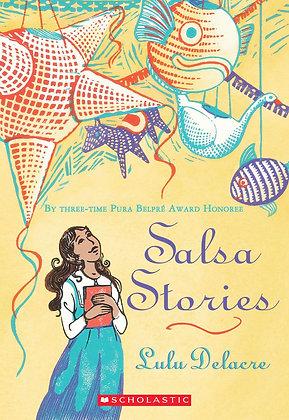 Salsa Stories by Lulu Delacre