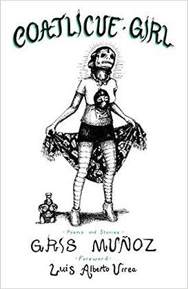 Coatlicue Girl by Gris Muñoz