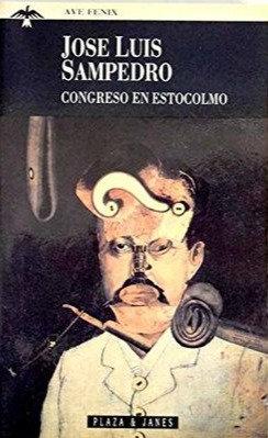 Congreso en Estocolmo por José Luis Sampedro