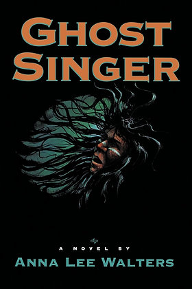 Ghost Singer: A Novel by Ann Lee Walters