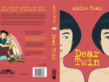 In Dear Twin, a Queer Teen Becomes the Center of the Story