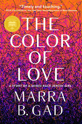 The Color of Love by Marra B. Gad