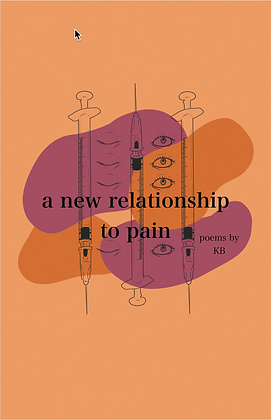 a new relationship to pain poems by KB