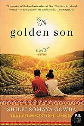 The Golden Son: A Novel by Shilpi Somaya Gowda