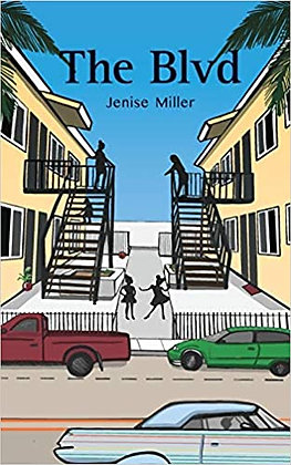 The Blvd by Jenise Miller