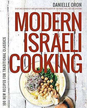 Modern Israeli Cooking by Danielle Oron