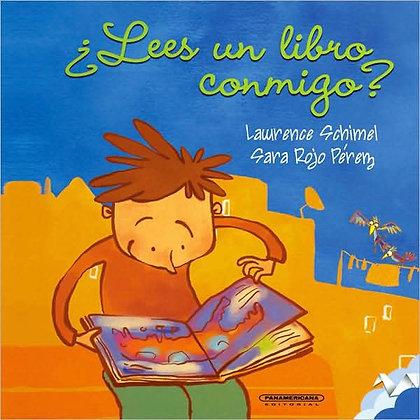 Lees Un Libro Conmigo? by Lawrence Schimel / Sara Rojo Perez