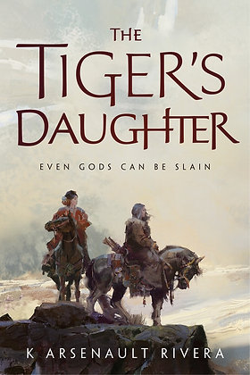 The Tiger's Daughter by K. Arsenault Rivera