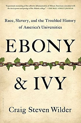 Ebony and Ivy by Craig Steven Wilder