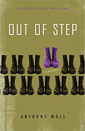 Out of Step: A Memoir by Anthony Moll
