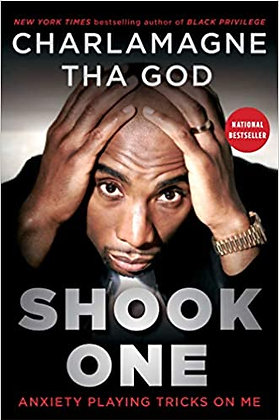 Shook One: Anxiety Playing Tricks on Me by Charlamage The God