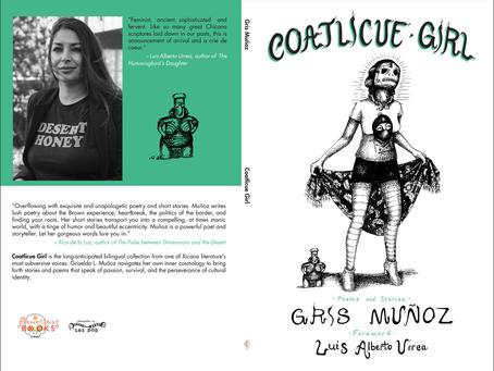 Ancestral Advice and Rebirth in Coatlicue Girl