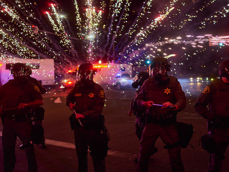Photographer Federico Medina Captures the Frontlines of OC's Most Raucous Protests