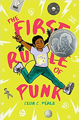 The First Rule of Punk by Celia C. Pérez