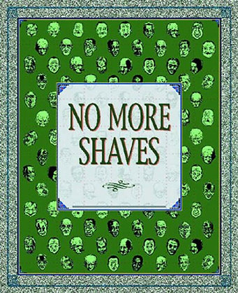 No More Shaves: Duplex Planet by David Greenberger