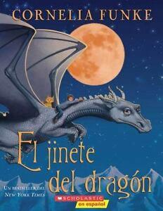 El jinete del dragón por Cornelia Funke