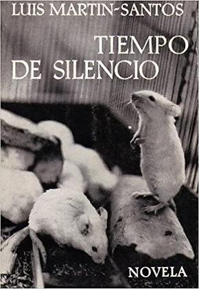 Tiempo de silencio  por Luis Martin-Santos
