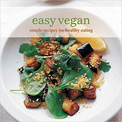 Easy Vegan by Rylan Peters & Small
