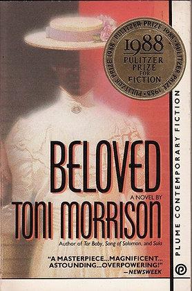 Beloved A Novel by Toni Morrison