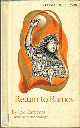 Return to Ramos by Leo Cardenas, Illustrated by Nilo Santiago