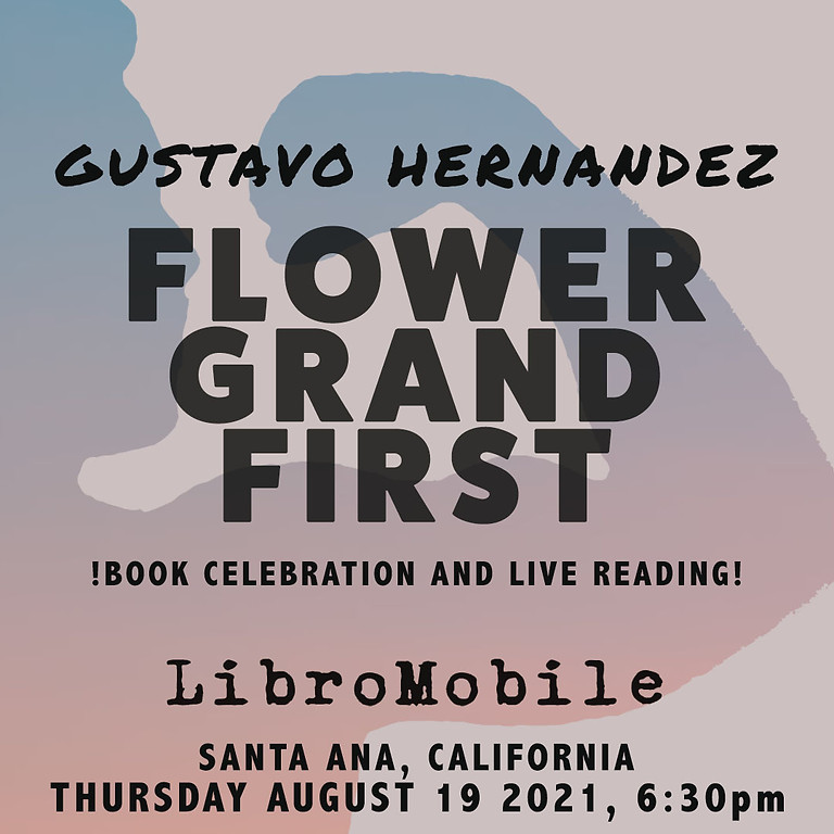 Flower Grand First by Gustavo Hernandez