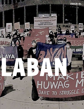 LABAN Issue 1