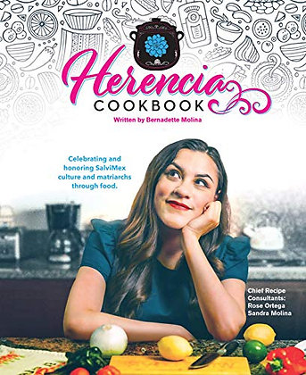 Herencia Cookbook by Bernadette Molina