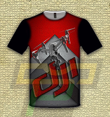 Dji - Inspire Red - 05