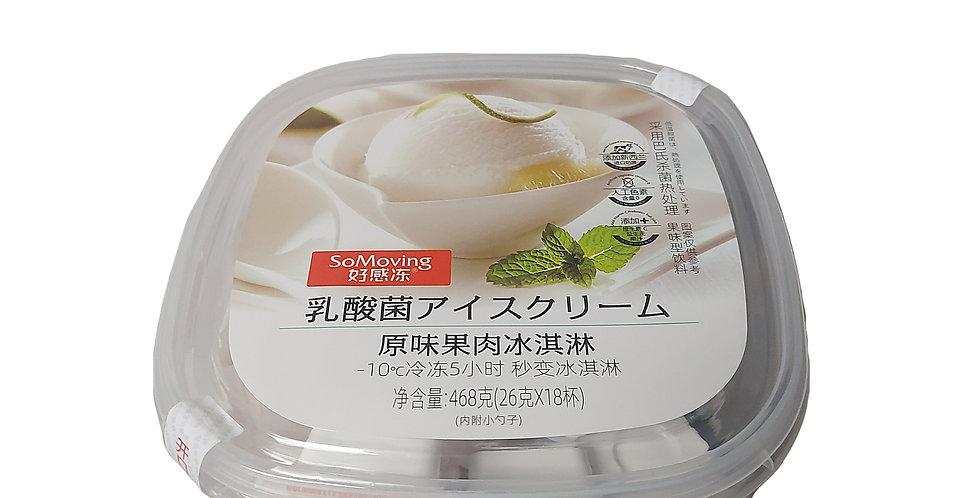 好感冻 乳酸菌果肉冰淇淋 原味 468g