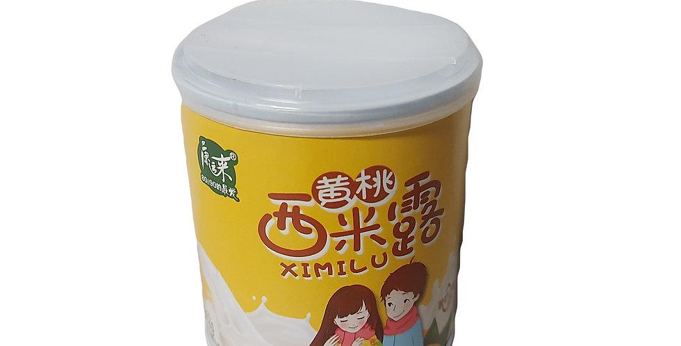 康运来 西米露  黄桃酸奶味 312g