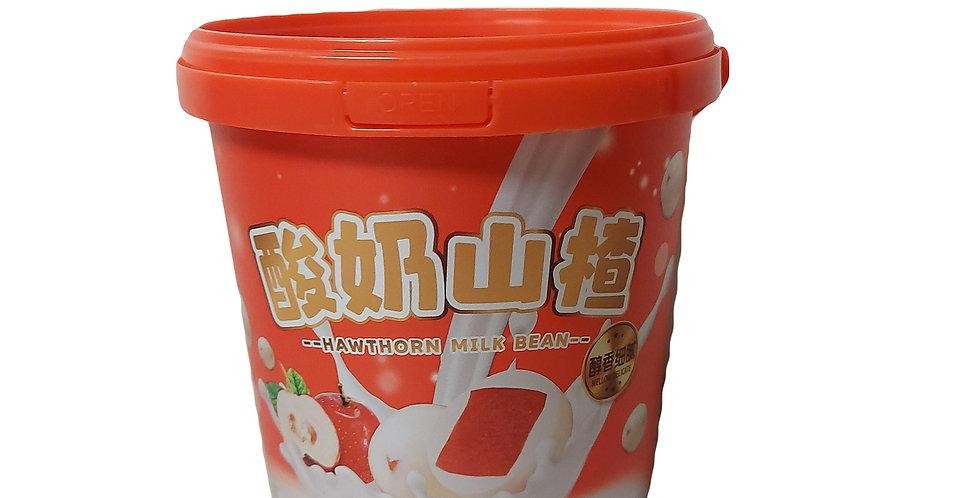 冠易德 巧克力 酸奶山楂味 138g