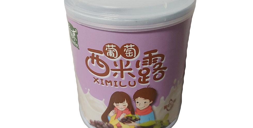 康运来 西米露  葡萄酸奶味312g